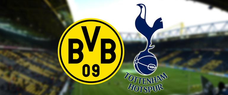 Borussia Dortmund v Spurs Match Report