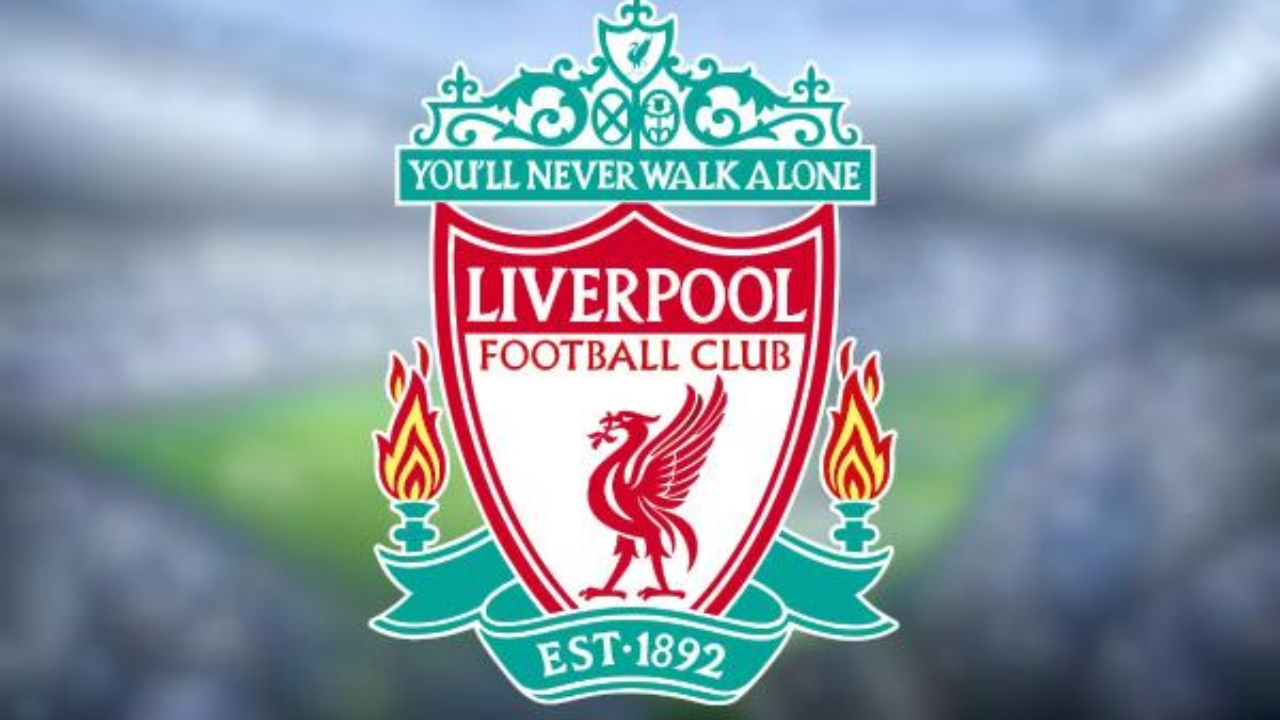 Liverpool FC Official SQ Window Sign