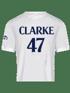 clarke - spurs shirt