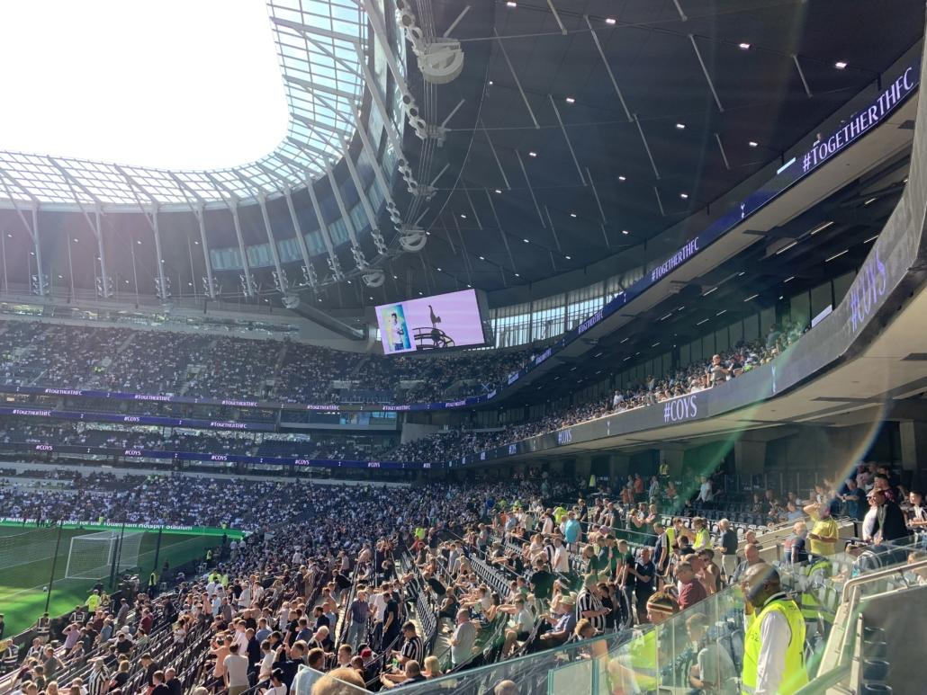 North Stand Spurs