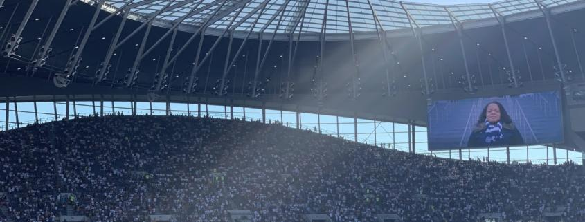 The South Stand at Tottenham Hotspur Stadium
