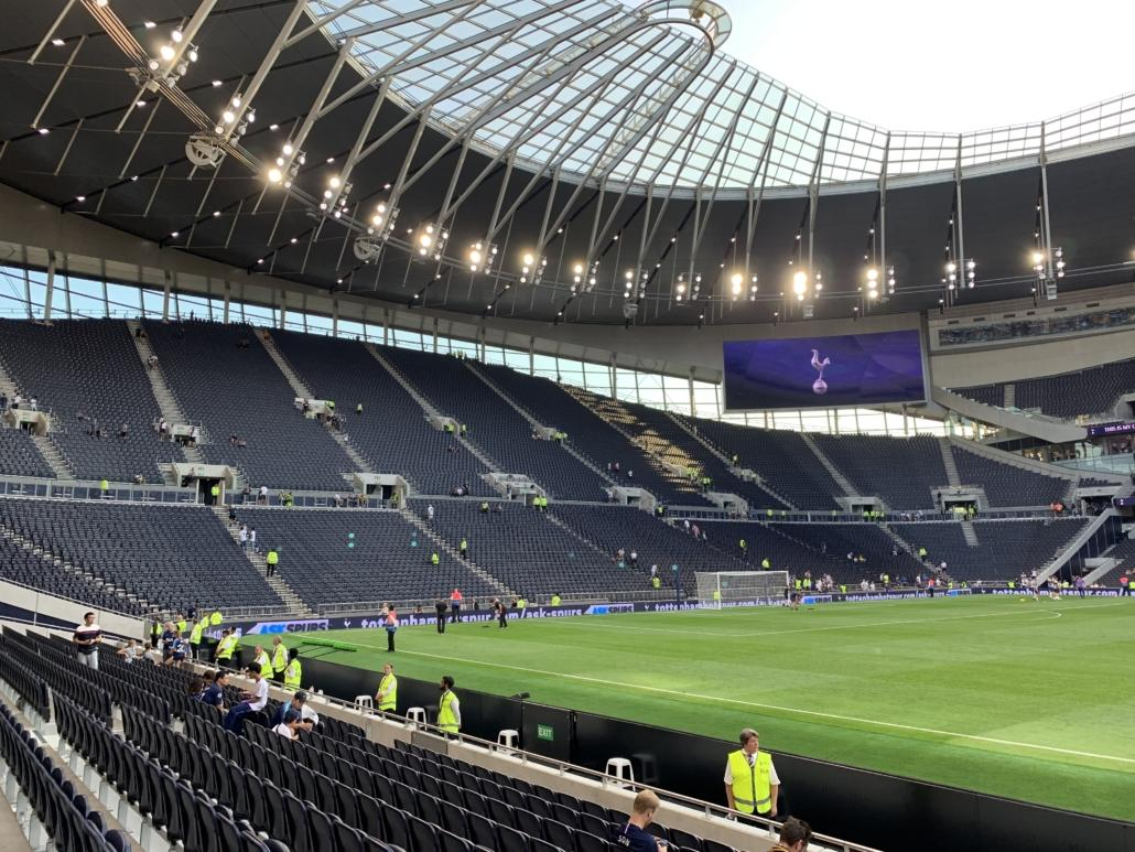 the tottenham south stand
