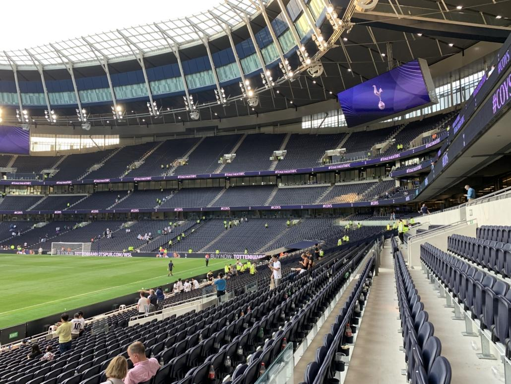 the spurs stadium