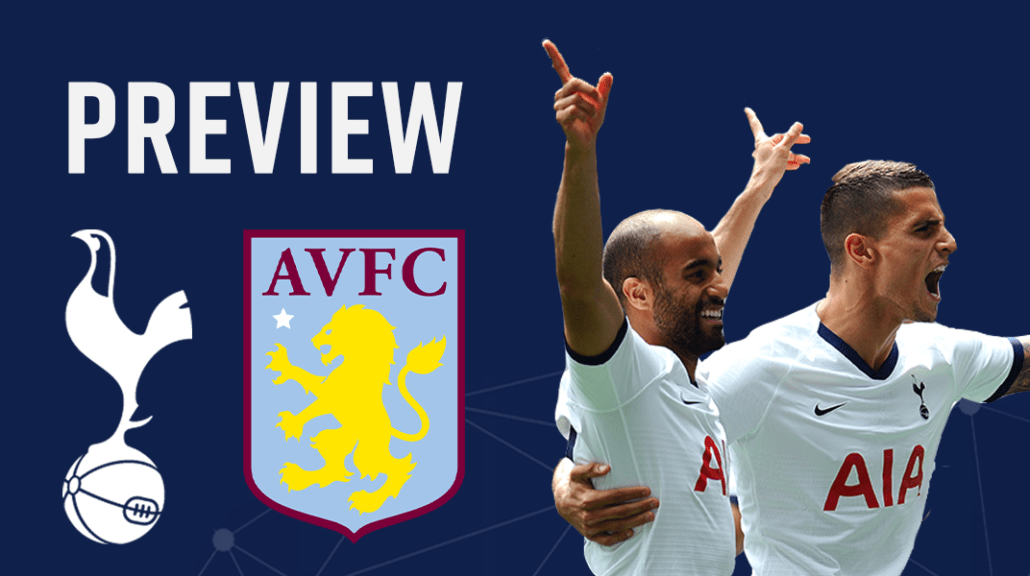 Spurs v  Aston Villa: Match Preview