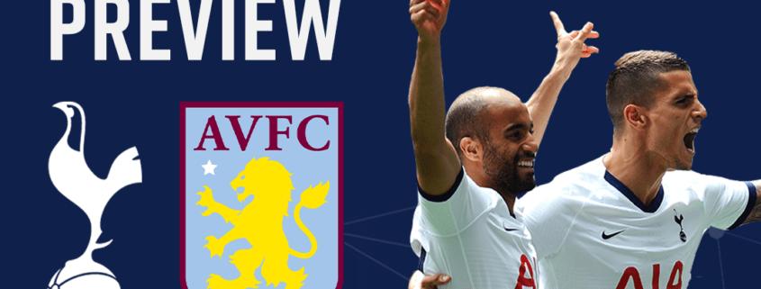 Spurs Villa Preview