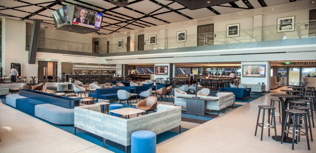 Level 3 lounge