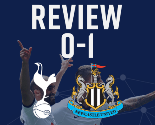 Newcastle spurs match review