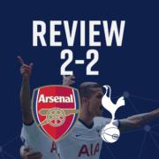 match review spurs v arsenal