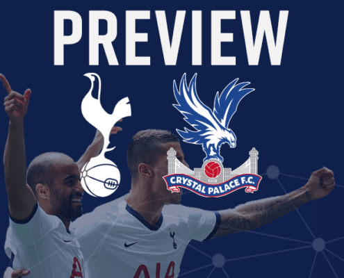 spurs v palace preview