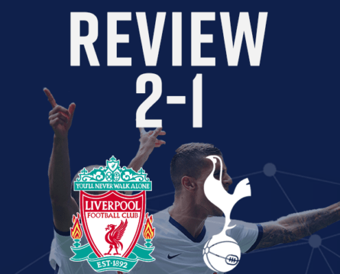 Liverpool 2-1 Spurs review