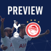 Olympiacos v Spurs Preview