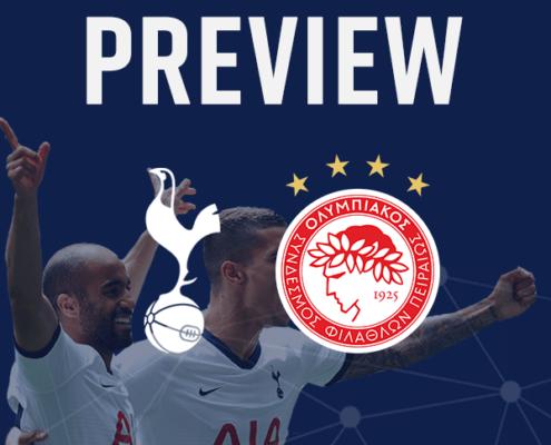 Olympiacos v Spurs Preview