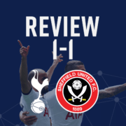 Spurs 1-1 Sheffield United Review