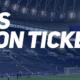 Spurs Season Ticket Info