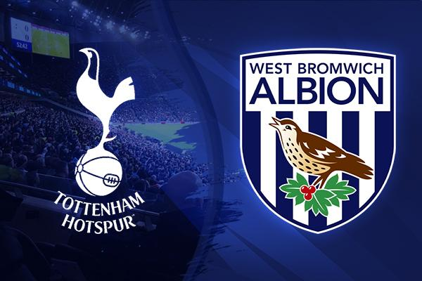 spurs vs west brom tickets