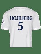 No. 5 Hojbjerg - Spurs Shirt