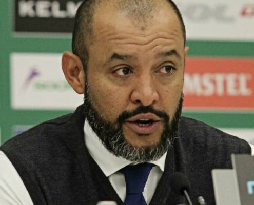 Nuno Espirito Santo becomes Tottenham Hotspur Manager