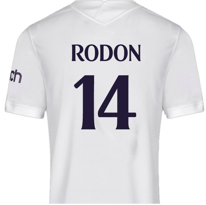 Joe Rodon Spurs T shirt