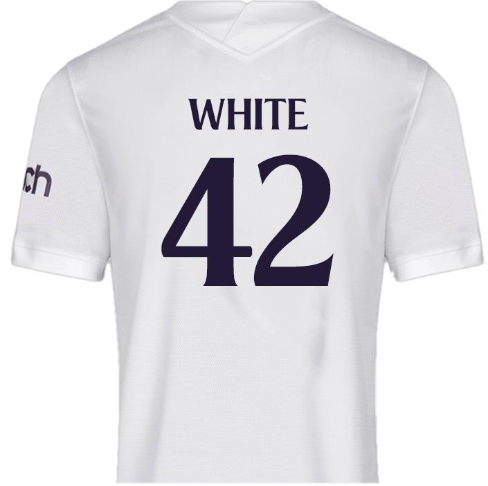 Harvey White Spurs T Shirt