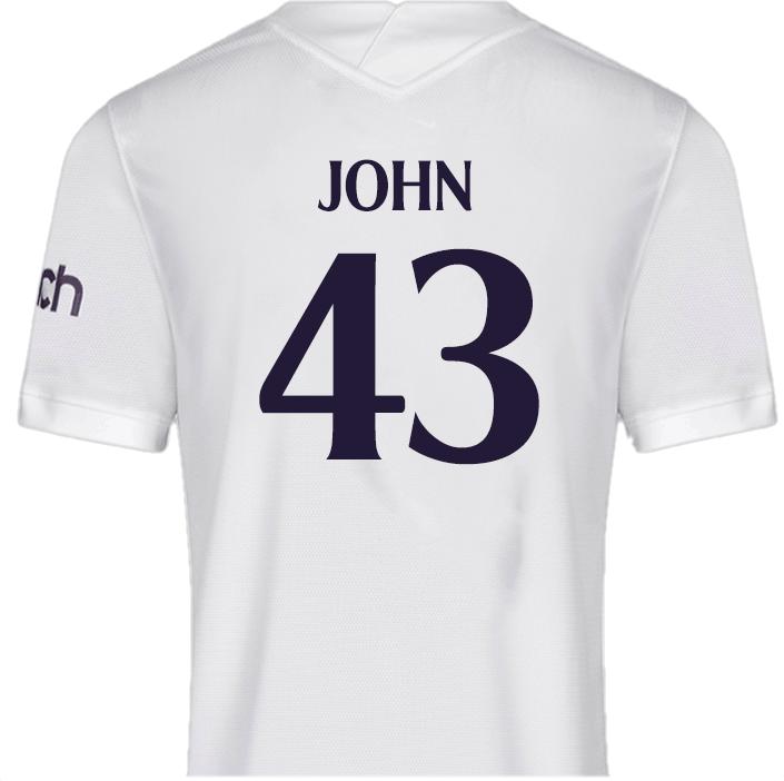 Nile John Spurs T Shirt