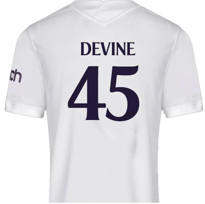 Alfie Devine Spurs T shirt