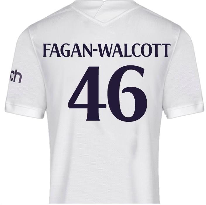 Fagan - Walcott Spurs T Shirt
