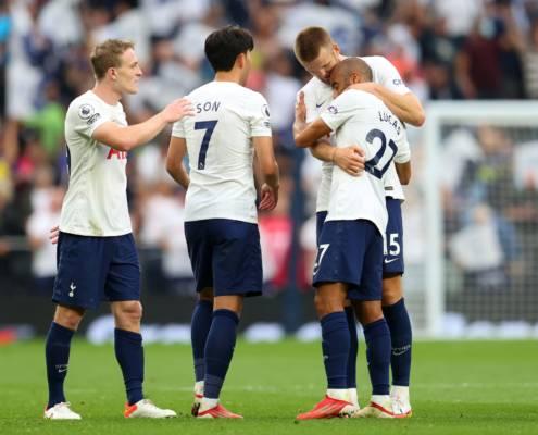 Spurs Premier League players