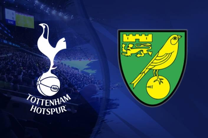 Spurs v Norwich City