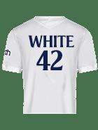 Harvey White Spurs Shirt